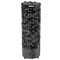 Электрическая печь Harvia Cilindro PC100E/135E Black Steel