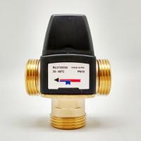 """Термостатический смесительный клапан 1"""" TIM"""