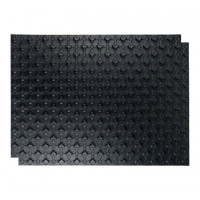STOUT SMF мат для теплого пола с бобышками черный 1100х800х20