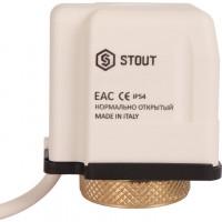 Электротермический компактный сервопривод STOUT STE-0010
