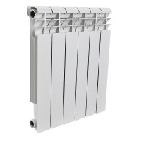 Секционный биметаллический радиатор ROMMER Profi BM 500 (BI500-80-80-10)