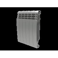 Радиатор Royal Thermo BiLiner 500 Silver Satin - 6 секц.