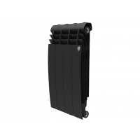Радиатор Royal Thermo BiLiner 500 Noir Sable - 4 секц.