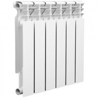 Радиатор алюминиевый Lammin ECO AL500-80-1, шт