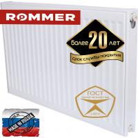 ROMMER 22/500/900 радиатор стальной панельный