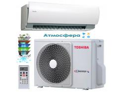 Как выбрать инверторный кондиционер. Обзор кондиционера Toshiba серии EKV.