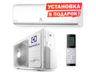 Инверторные сплит-системы Electrolux Monaco