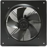 Осевые вентиляторы YWF с настенной панелью
