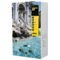 Колонка газовая Zanussi GWH 10 Fonte Glass Trevi